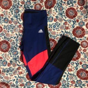 NWOT Adidas Mid Rise Leggings